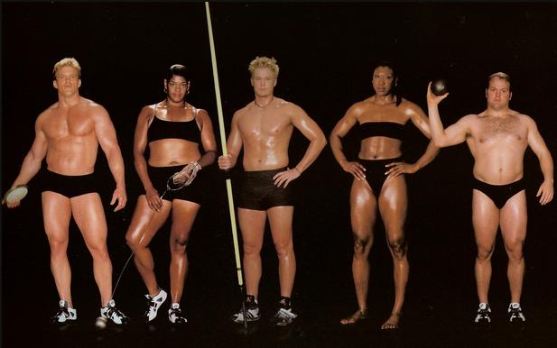 atlet olimpiyat