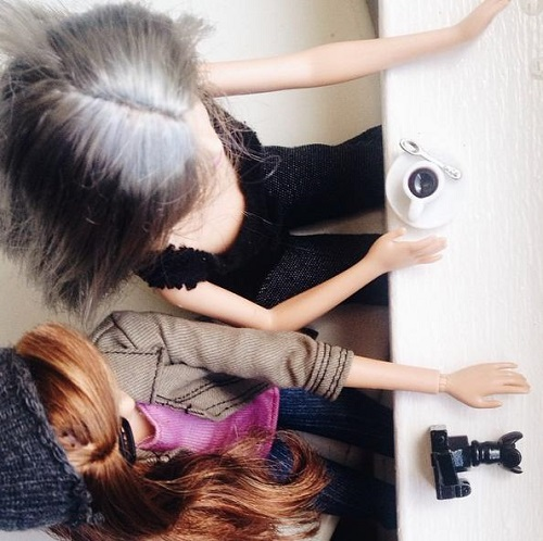 barbie isntagrm