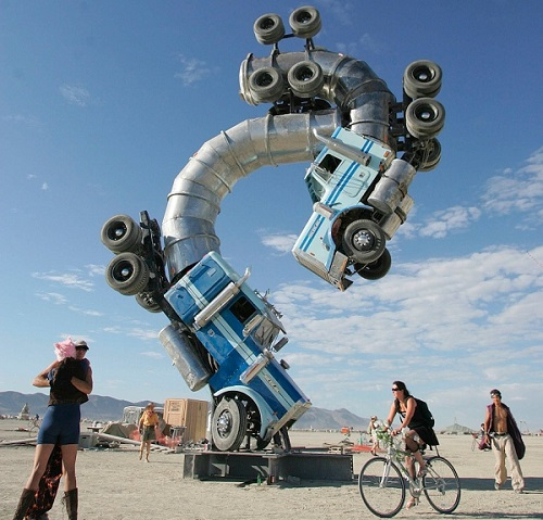 burning man goz