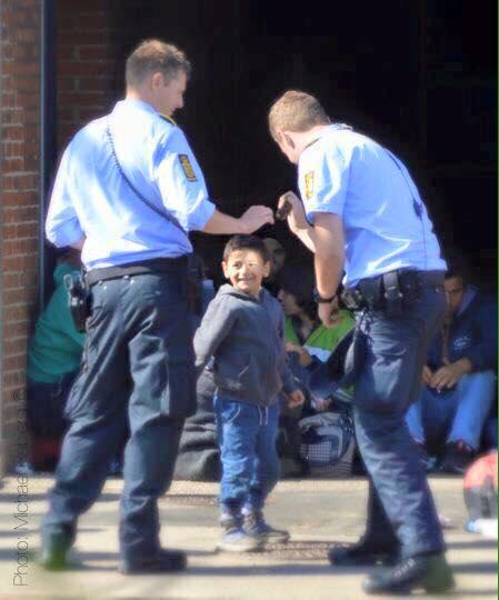 danimarka-polis-oyun-oynamak