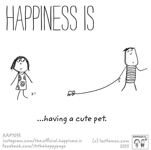 happiness pet