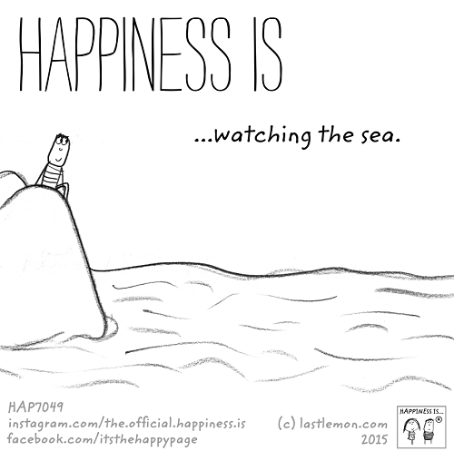 happiness watching