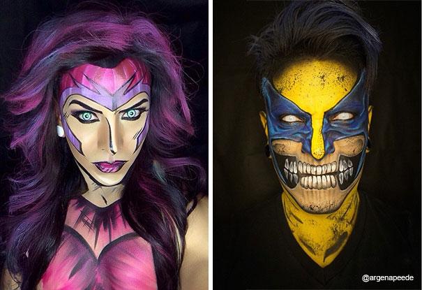 make-up-body-art-comic-book-superhero-cosplay-argenis-pinal-18