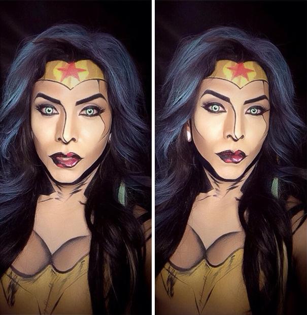 make-up-body-art-comic-book-superhero-cosplay-argenis-pinal-7