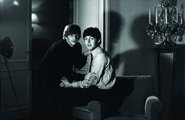 this-image-of-starr-and-mccartney-was-taken-with-a-timer-which-starr-notes-felt-strange-because-the-two-were-never-sure-when-exactly-it-would-go-off