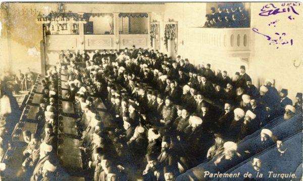 8. Son Osmanlı Meclisi