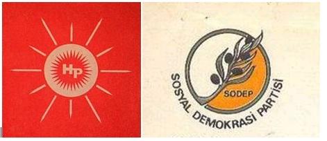 halkci parti ve sosyal demokrat parti