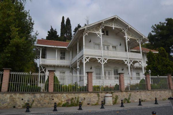 15. Eskihisar'da Müze Ev