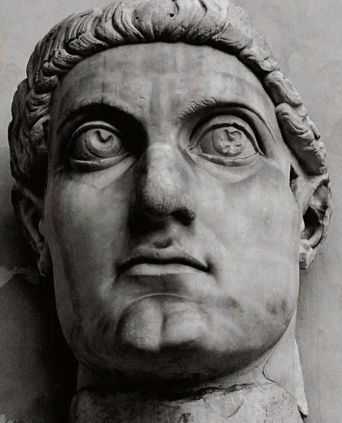 Roma imparatoru I Konstantin 315