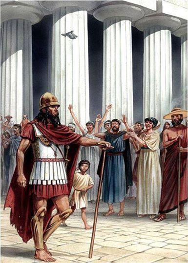 Spartalı Pausanias (478) 2