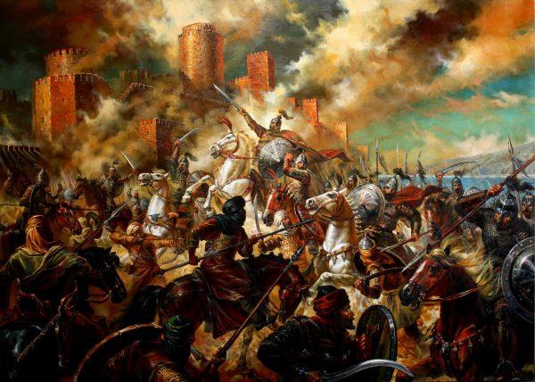 bulgar krali krum khan 813-14