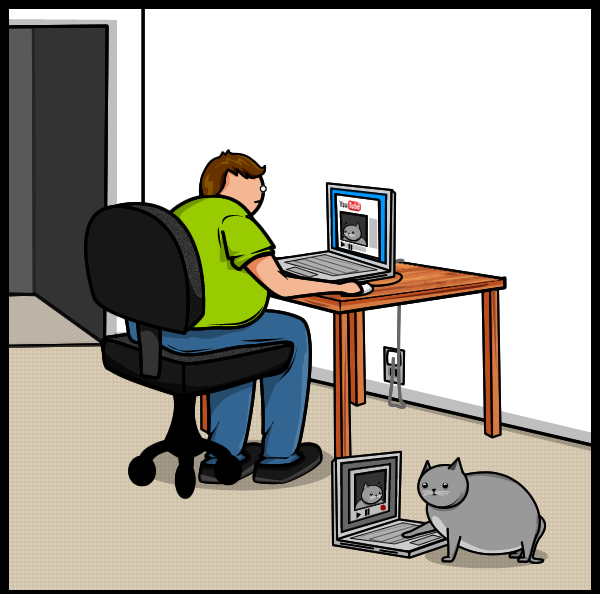 kedi komik youtube