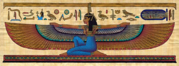 maat-winged