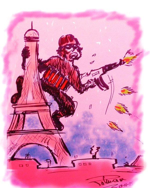 paris-goril