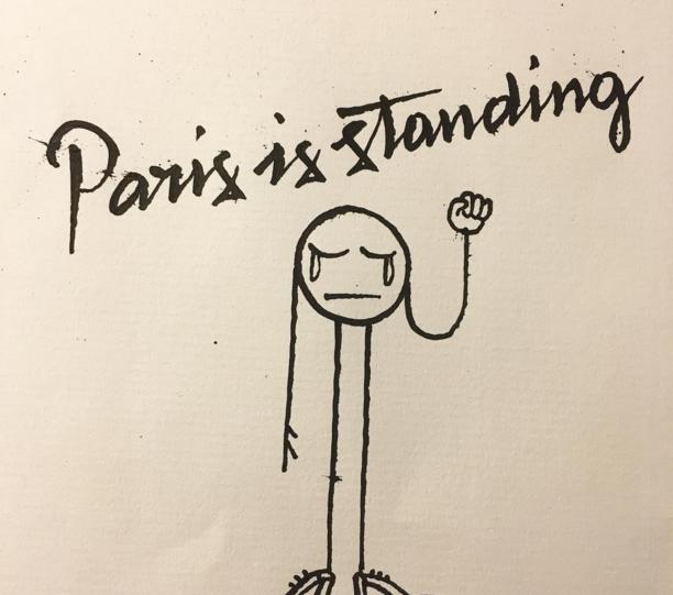 paris-stand