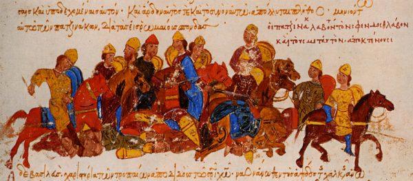 pecenekler ve selcuklu caka bey (1090-91)