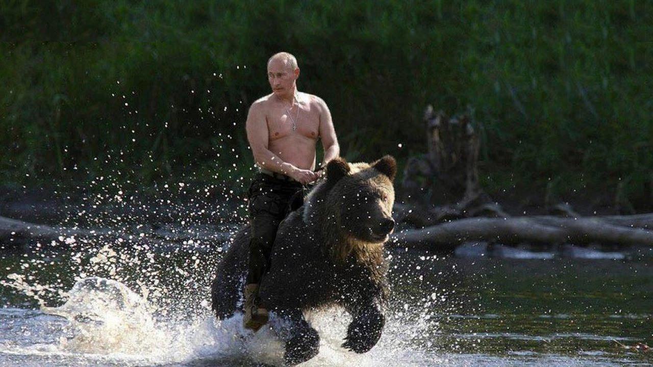 putin-bear-ride