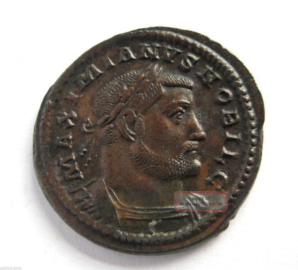 roma imparatoru Maksiminus Daia 313
