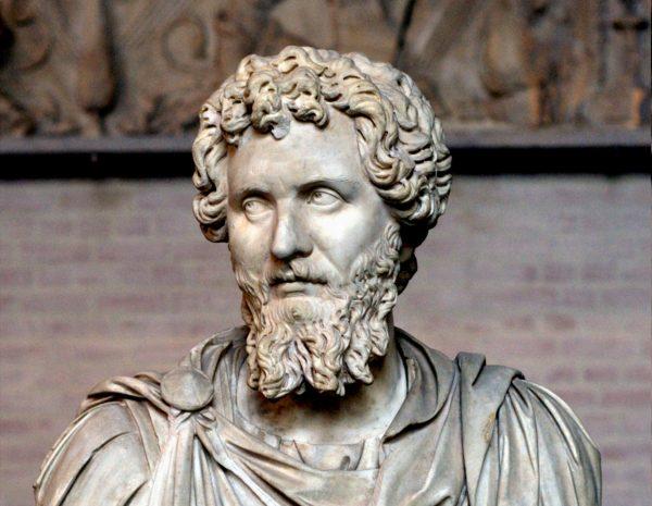 roma imparatoru Septimius Severus 194-91