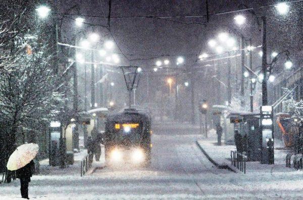 10. Kar Yağıyor