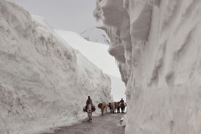 Kışın anaokulundaki ekolojik yollar - gerçek