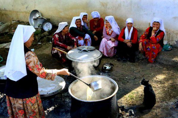 8. Eserlerde Anlatılan Tipik Kırgız İnsanı