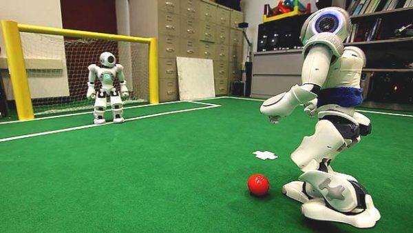 Soccer-Robot-Tech