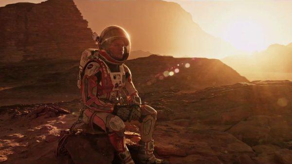 The Martian Altın Küre FikriSinema