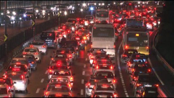 cunku.yilbasi.trafigi