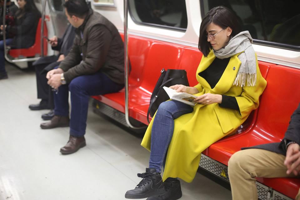 istanbulokurken-metro-Amok Koşucusu - Stefan Zweig