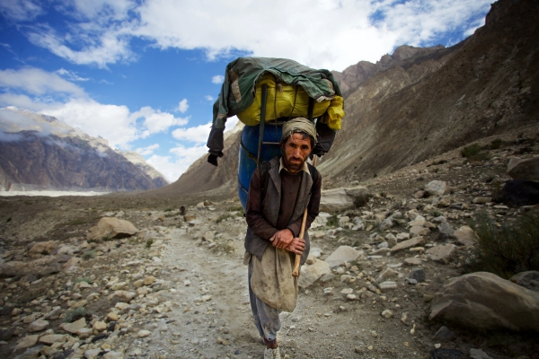 k2 and the invisible footman