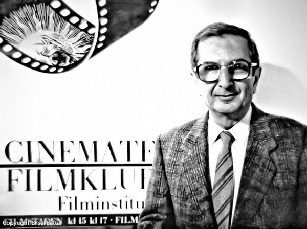 Atıf YILMAZ  (1925 - 2006)  Turkey