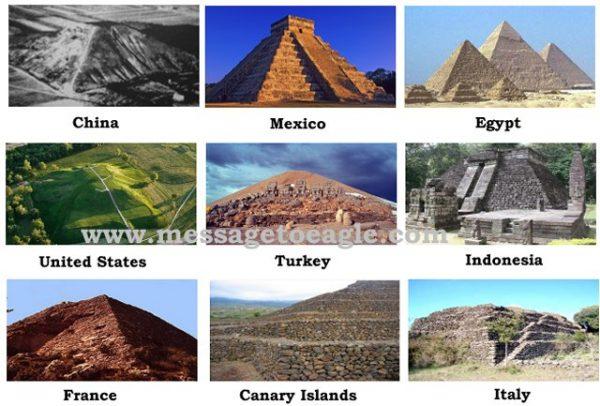 piramitlerin yapilis amaci