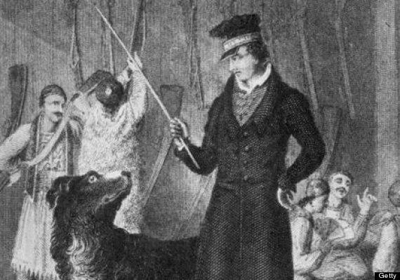 2.Byron ve köpek