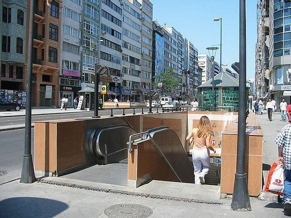2.metroya.uzaklik