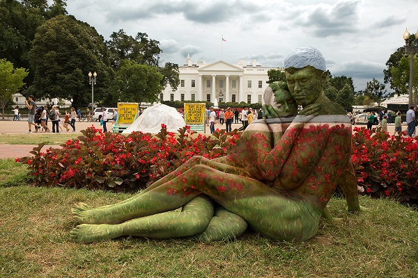 Beyaz SarayKucaklamakWashington