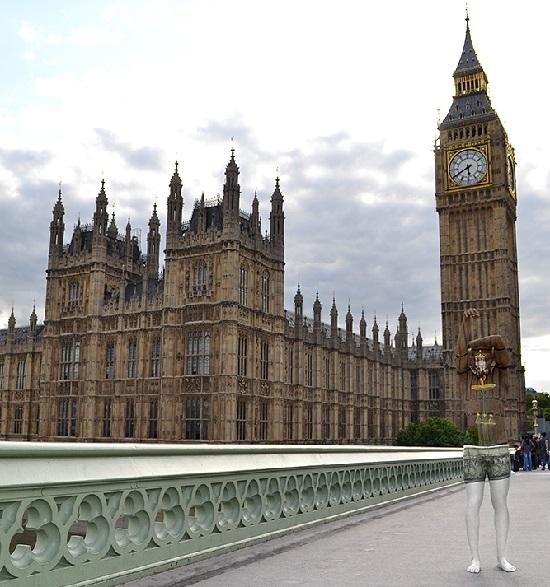 Big Ben Saat KulesiLondra