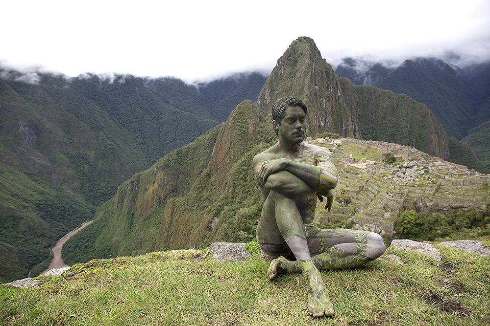 Machu PicchuPeru