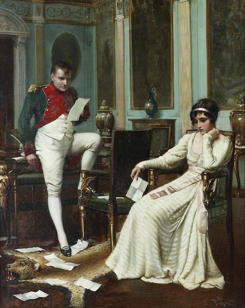 Napoleon ask mektup