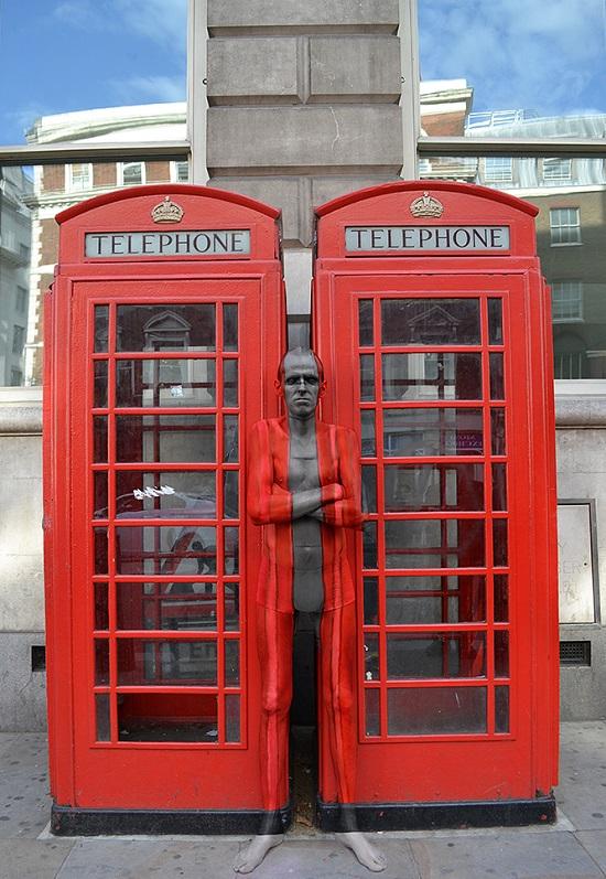 Telefon KulbesiLondra
