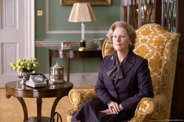 The Iron Lady FikriSinema