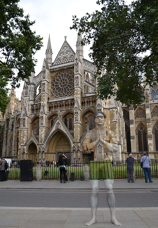 Westminster Abbey KilisesiLondra