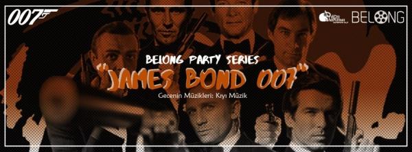 belong james bond