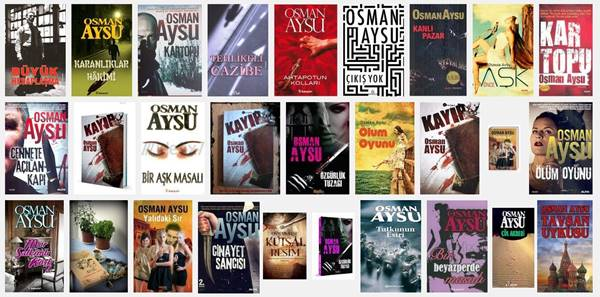roman14. En çok polisiye roman yazan yazar