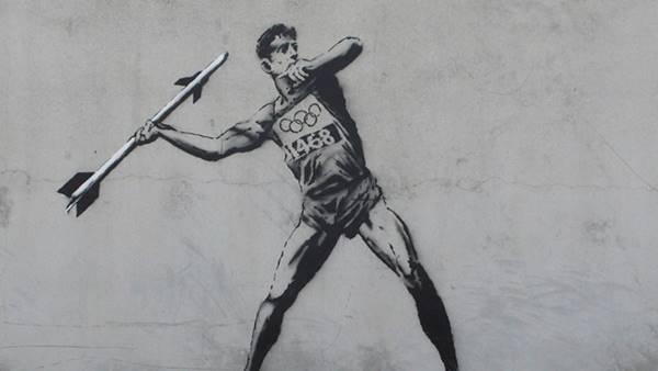 sokaksanatibanksy-olimpiyat