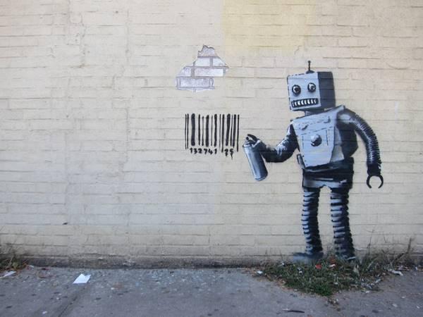 sokaksanatibanksy-robot