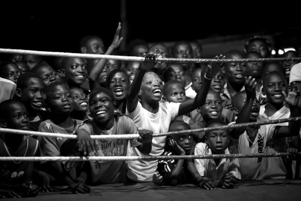 Fight for your dreams - The boxers of Bukom