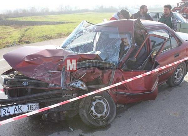 9. Şüpheli bir kaza