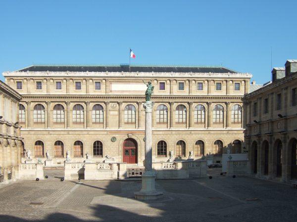 Palais des etudes, Ensba, Paris