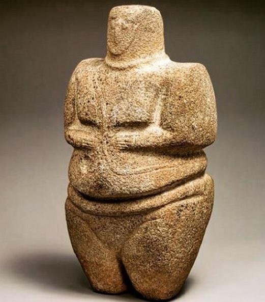 arabistan heykel